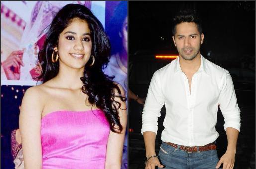 Will Jhanvi Kapoor Make Her Debut Opposite Varun Dhawan?