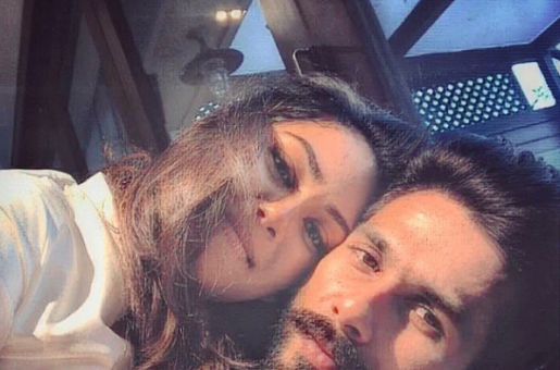 Shahid Kapoor and Mira Rajput Make their First Appearance After the Arrival of Baby Misha