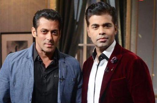Why Did Salman Khan Make Karan Johar Cry?