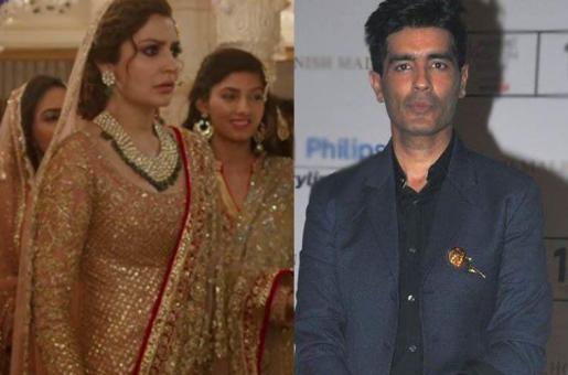 Did Manish Malhotra Just Take a Dig at Anushka Sharma?