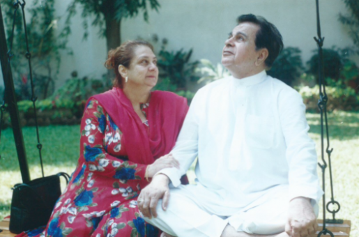 Dilip Kumar and Saira Banu Celebrate Their 50th Wedding Anniversary Today!