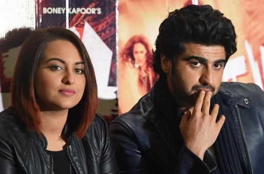 Why Does Sonakshi Sinha Not Want to Work with Arjun Kapoor?
