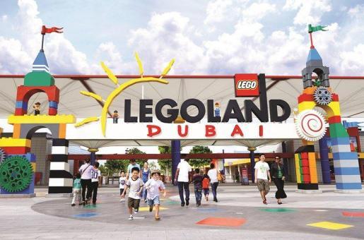 Legoland Opens in Dubai
