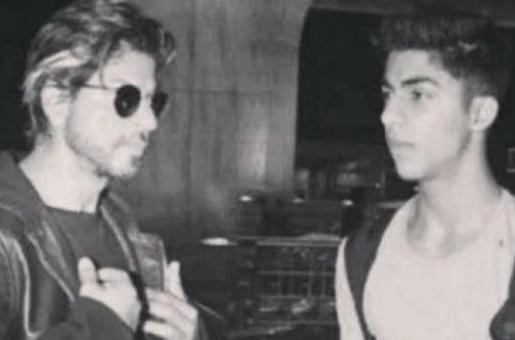 Aryan Khan Sends Heartfelt Birthday Wishes To Shah Rukh Khan
