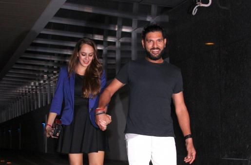 Yuvraj Singh's Father Has Some Objections To His Wedding With Hazel Keech!