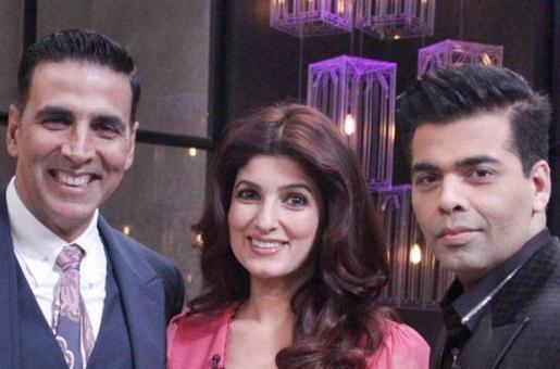 'I Made Rani Mukerji's Career': Twinkle Khanna on Koffee With Karan