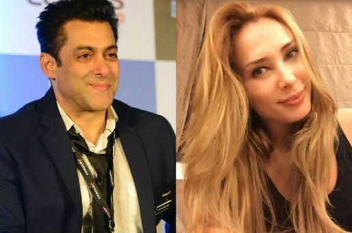 Salman Khan To Be A Part Of Iulia Vantur's Music Video?