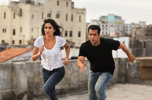 Katrina Kaif To Take On An Exciting New Role In Tiger Zinda Hai