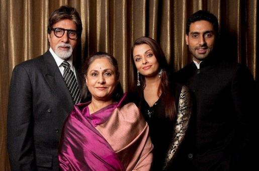 What! The Bachchan Family Together On The Big Screen?
