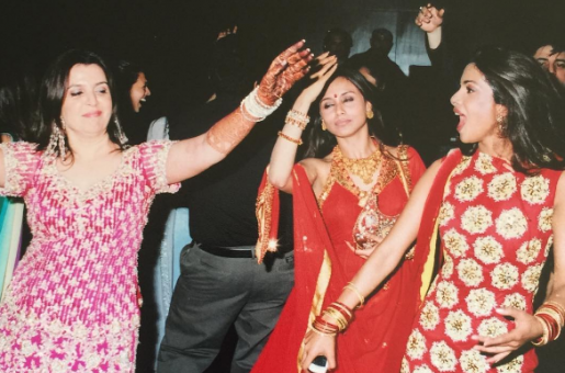 THROWBACK: Farah Khan Shares Candid Pics from her Wedding