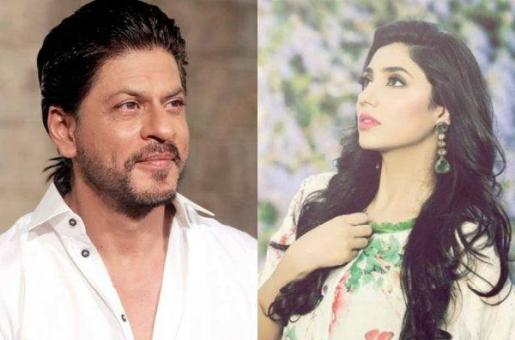 Shah Rukh Khan and Mahira Khan to Shoot for Raees in Dubai?
