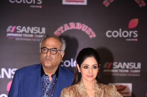 How is Boney Kapoor Going to Celebrate Sridevi's 50th Year in the Film Industry?