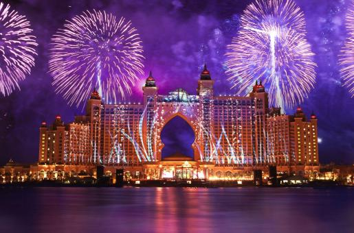 You Can Now Enjoy Dubai New Year's Eve Fireworks Out at Sea!