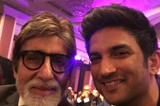 This Bollywood Legend is a Fan of Sushant Singh Rajput!