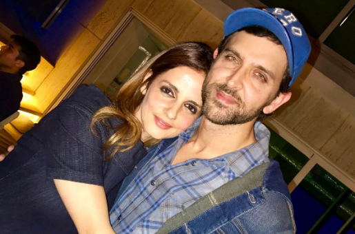 Hrithik Roshan and Sussanne Khan to Reconcile?