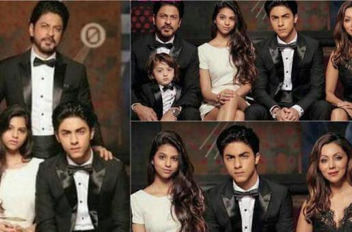 Shah Rukh Khan and Family Look STUNNING in this Photo Shoot!