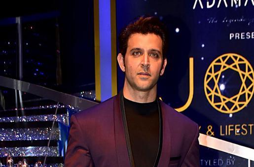 Hrithik Roshan to Celebrate Holi in Dubai?