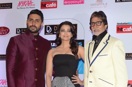 Amitabh, Abhishek and Aishwarya Rai Bachchan to Come Together for a Movie?