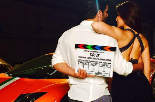Sushant Singh Rajput and Jacqueline Fernandez come together for 'Drive'