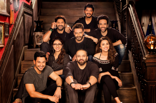 Ajay Devgn reveals the cast of 'Golmaal Again'