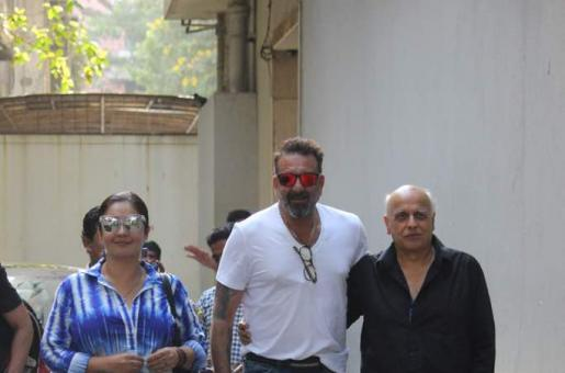 26 years later: Pooja Bhatt and Sanjay Dutt Spotted Together