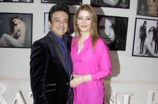 Adnan Sami Blessed With Baby Girl