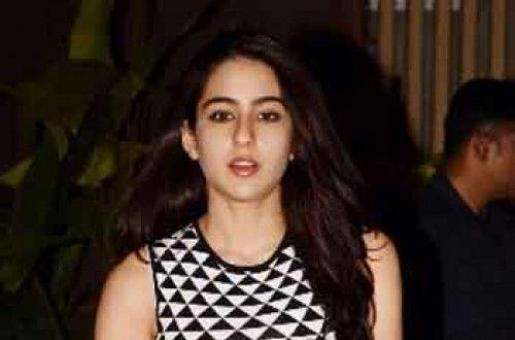 Guess who was Spotted at Dinner with Sara Ali Khan