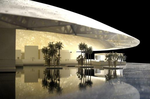 The Louvre Abu Dhabi is Finally Opening This Year!