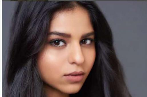 Have You Seen How Pretty Shah Rukh Khan's Daughter Suhana Looks?