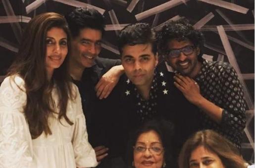 PICS: Inside Gossip from Karan Johar's Birthday Bash