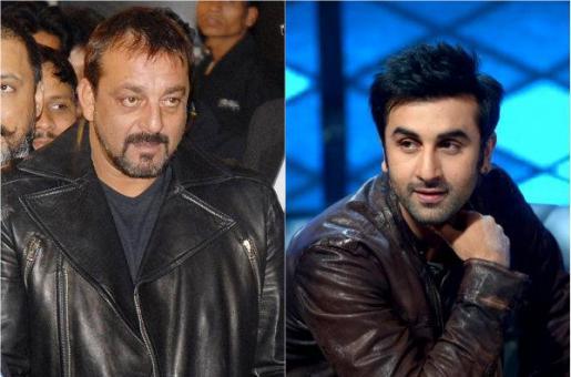 PICS: How Ranbir Kapoor is Transforming Into Sanjay Dutt