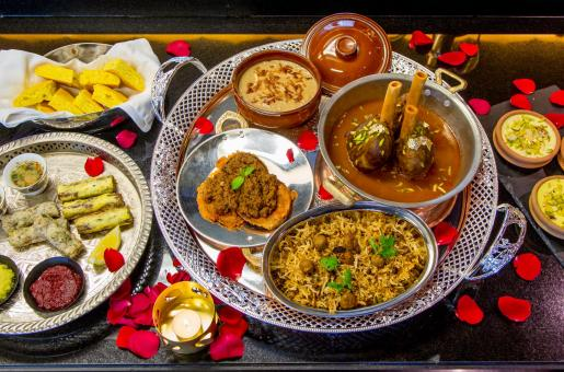 Ramadan 2017: Iftar Review at Bombay Brasserie