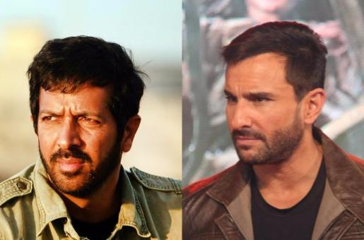 Saif Ali Khan to Star in Kabir Khan's New Web Series?