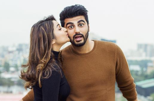 Arjun Kapoor and Parineeti Chopra Come Together Again After Ishaqzaade