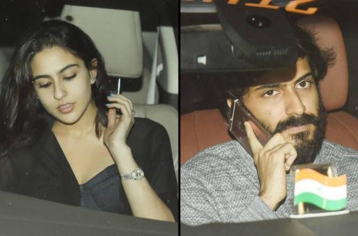 Rumoured Couple Sara Ali Khan and Harshvardhan have Broken Up