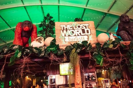 Brunch Review: Wild Thing Jungle Brunch at Barasti