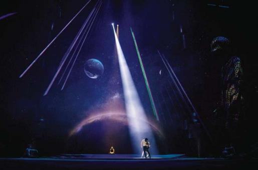 Mind-blowing: 10 Things You Must Know About La Perle, Dubai's First Permanent Live Show