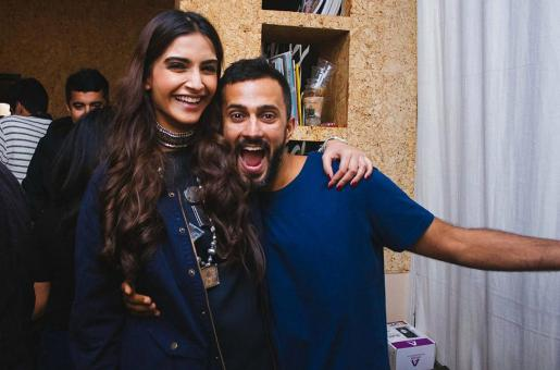 Aww! Check Out Sonam Kapoor's Gift to Rumoured Beau Anand Ahuja