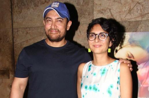OMG! Aamir Khan and Kiran Rao Diagnosed With Swine Flu