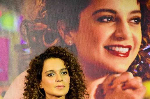 Kangana Ranaut Breaks Her Silence on the 'Simran' Writing Credits Controversy