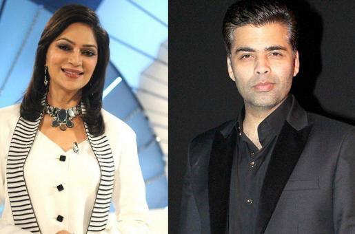 Wait! What? Have Simi Garewal and Karan Johar Fallen Apart?