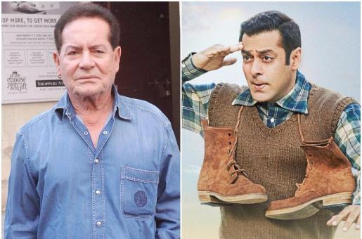 'Salman Getting Beaten Up and Crying Didn't Work': Salim Khan Decodes Tubelight