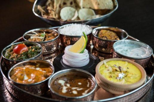 Restaurant Review: Thali At Bombay Brasserie