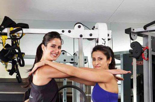 This is How Katrina Kaif is Working on Getting The Perfect Body For Tiger Zinda Hai
