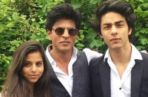 Shah Rukh Khan To Host Lavish House Party For Kids Aryan And Suhana