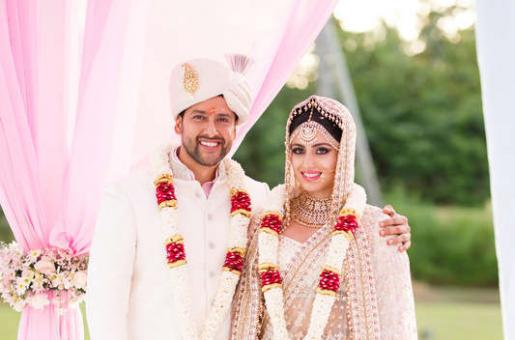 All About Aftab Shivdasani And Nin Dusanj's Dreamy Sri Lankan Wedding