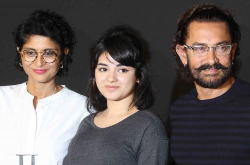 Here's Aamir Khan's Response to Why He is Paid More Than The Female Lead in Secret Superstar