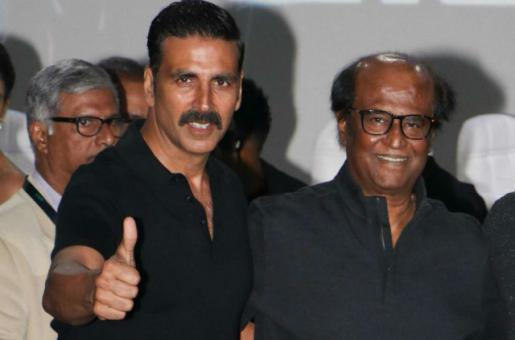 Here's How You Can Meet Superstar Rajinikanth And Akshay Kumar in Dubai!