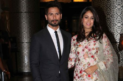 PICS: Shahid Kapoor And Mira Rajput Look Like Royalty in Their First Ever Photoshoot Together