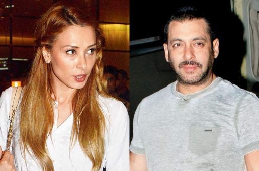 Amidst Rumours of a Split, Iulia Vantur Spotted at Salman Khan's Farmhouse